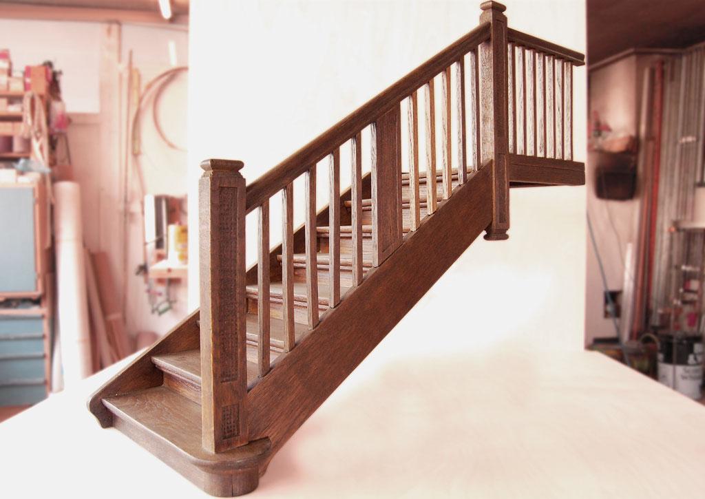 Treppenmodell